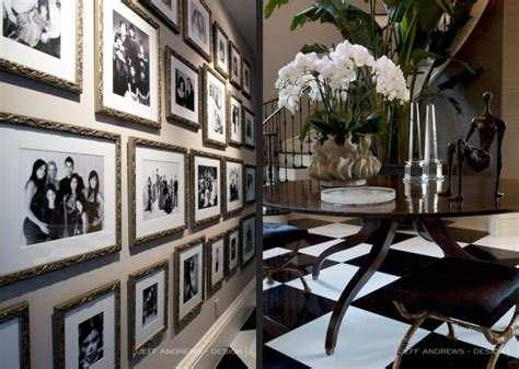 kris jenner foyer kris jenner home gallery wall hallway entry taupe
