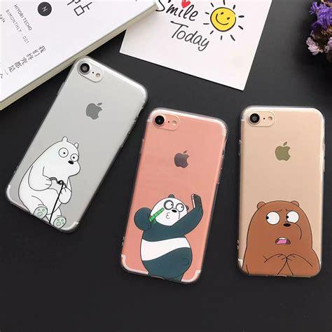 Iphone 6 Softcase Custom Cases Panda Best Seller panda phone for iphone 5 for iphone 5s se 6 6s plus 7 7 plus soft tpu