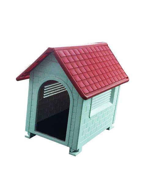 waterproof dog houses large waterproof outdoor indoor plastic pet puppy dog house home shelter kennel