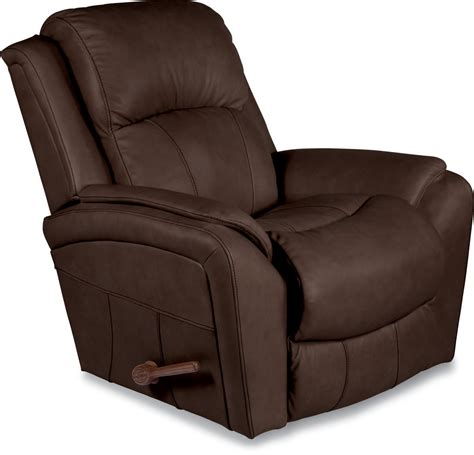recliner pillow barrett casual powerreclinexr reclina rocker 174 with pillow