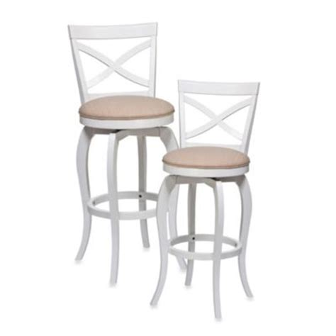 bed bath and beyond upland buy swivel bar stools with back from bed bath beyond