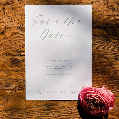 make your own save the date cards custom save the date cards printed