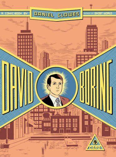 libro david boring libro the little man short strips 1980 1995 di chester brown