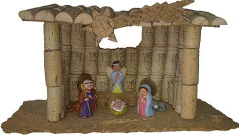 imagenes del nacimiento de jesus reciclado 100 ideas nuevas de pesebres reciclados y artesanales para