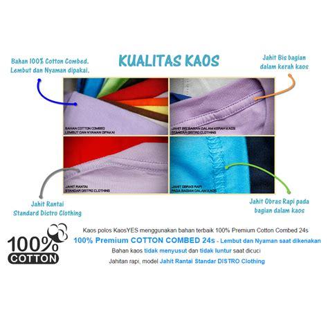 Polo Shirt Pria Lengan Panjang 8 kaosyes premium 100 cotton kaos polos t shirt lengan