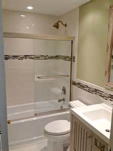Wainscot Walls Bathroom Remodel In Gainesville Va Contractors Ramcom