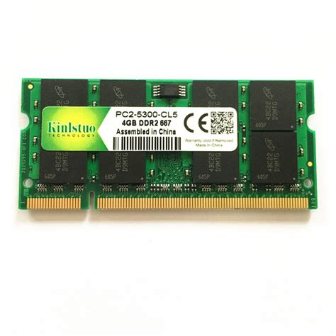 Ram Laptop Sodimm Ddr 2 2 Gb Pc 6400 brand memory ram ddr2 4gb 800mhz pc2 6400 so dimm laptop