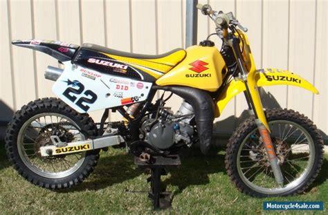 Suzuki Rm80 For Sale Suzuki Rm80 For Sale In Australia