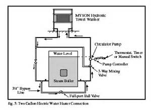 water heater radiant heat piping diagram water free engine image for user manual