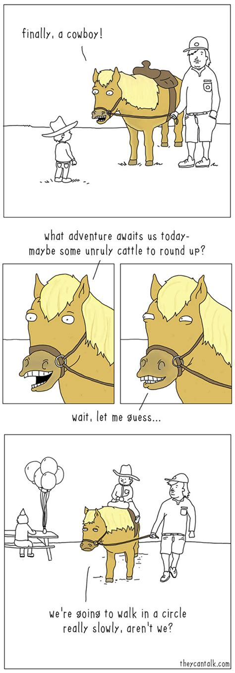 they can talk a collection of comics about animals if animals could talk 17 illustrations top13