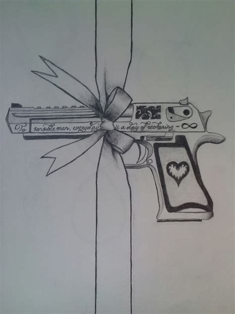 desert eagle tattoo gallery gun tattoo desert eagle by disturbddragon on deviantart