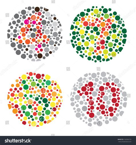 term for color blindness color blind test daltonism color blindness disease