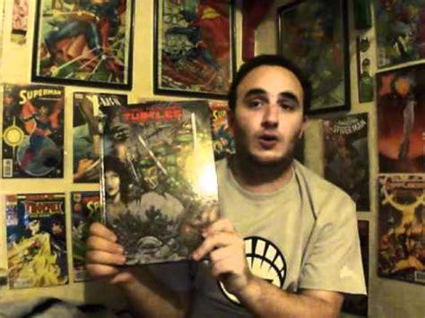 mutant turtles the ultimate collection vol 1 comic corner episode 6 mutant turtles