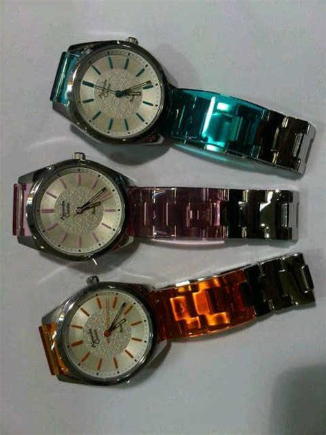 Jam Tangan Wanita Cewek Alexandre Christie Rantai Ac 6455 Lbg jam tangan alexandre christie original toko