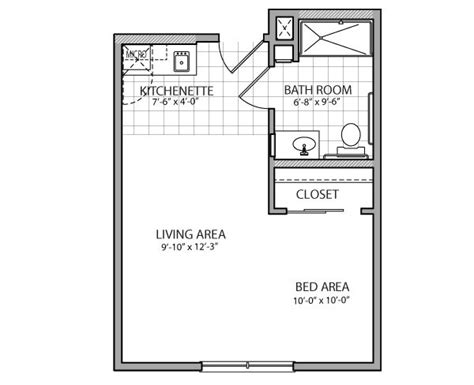 garage apartment plans with kitchen 400 square feet above garage studio apartment with kitchen