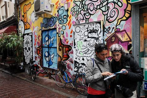 London Wall Murals file graffiti in the streets of amsterdam netherlands