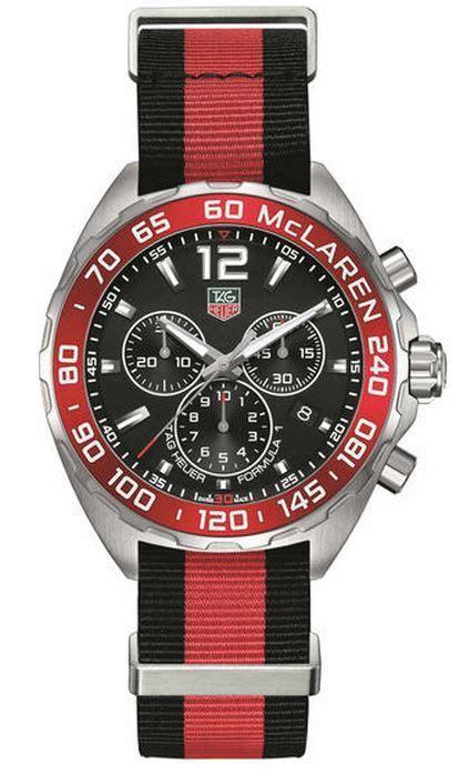 Tagheuer Formula 1 Mclaren Black tag heuer caz1112 fc8188 formula 1 quartz chronograph