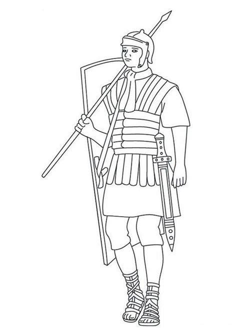 rome coloring page coloring home