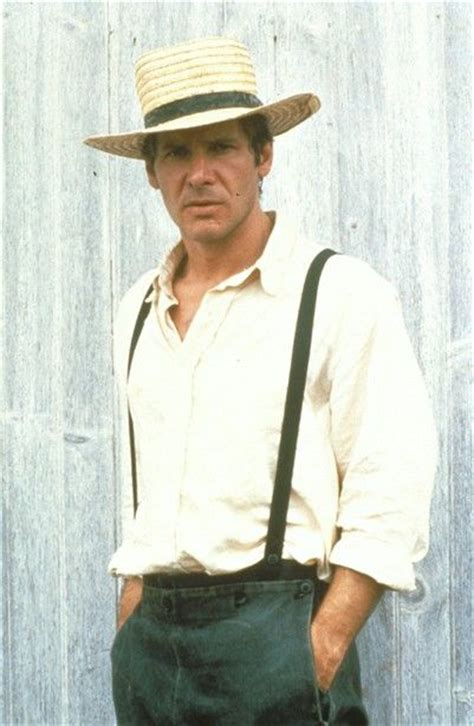 Harrison Ford Amish by Amish Harrison Ford Crushes