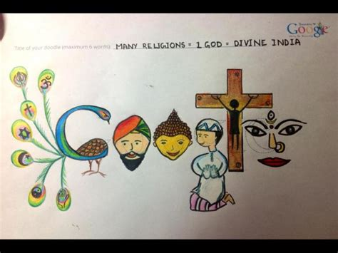 doodle for india unity in diversity peace unity in diversity and activism