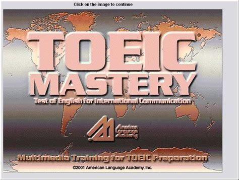 Paket Buku Oxford For Toeic Test software toeic mastery software latihan un bahasa inggris