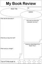 printable book template ks2 book review graphic organizers book book reports and