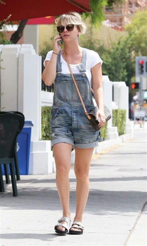 Amanda Overall Skirt image result for kaley cuoco style style collage