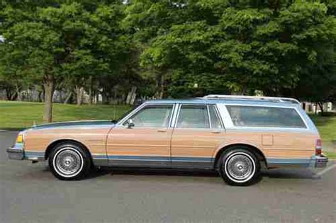 where to buy car manuals 1990 buick electra spare parts catalogs purchase used 1990 buick electra estate wagon 56k original miles 1 owner pristine no reserve