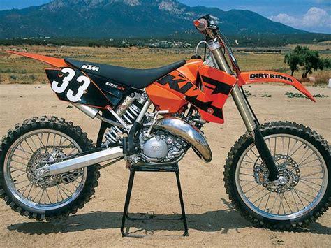 2004 Ktm 125sx 2004 Ktm 125 Sx Moto Zombdrive