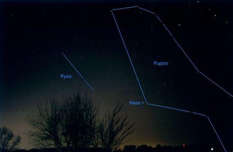 puppis constellation puppis the pyxis the compass