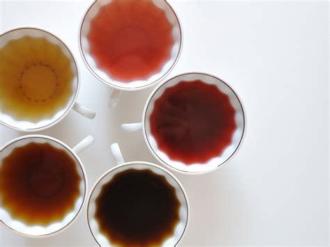 tea color prettea things a about all things tea