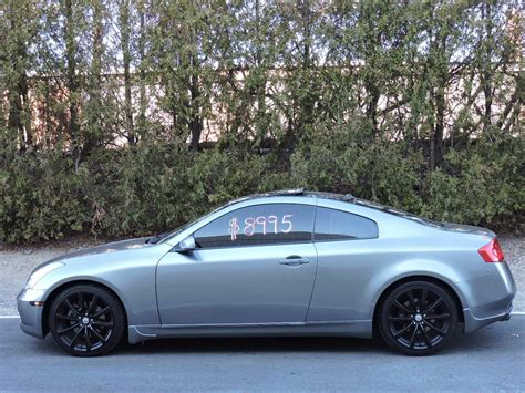 Infinity Auto 2006 by Used 2006 Infiniti G35 Coupe At Auto House Usa Saugus