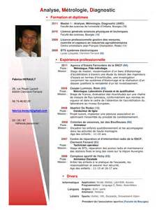 Curriculum Vitae Accountant by Mod 232 Le De Cv Par Supercv Com Cv Enregistr 233