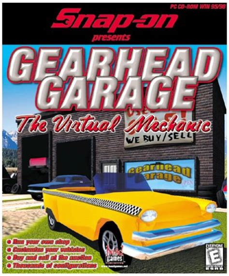 Gearheads Garage by Snap On Gearhead Garage For Pc Reviews Pc Mac
