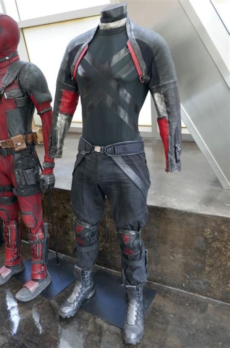 terry crews role in deadpool 2 hollywood movie costumes and props deadpool 2 movie