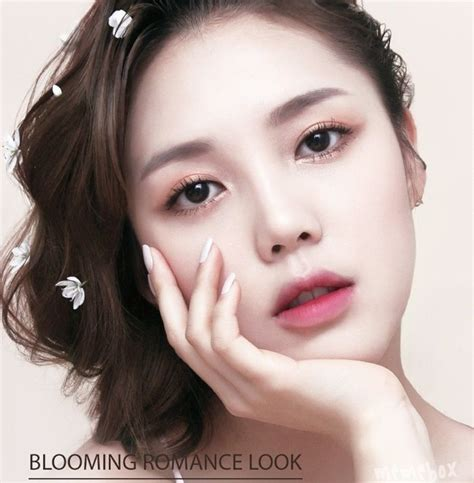 video tutorial make up artis korea cahaya qolby pony make up artis korea