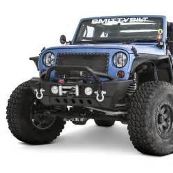 Smittybilt Jeep Bumper Smittybilt 174 Jeep Wrangler 2013 Xrc Gen2 Mid Width Black