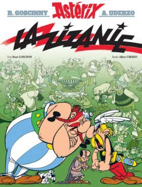 asterix 15 la cizaa 8421689800 la zizanie les aventures d asterix le gaulois album 15 in french roman agent