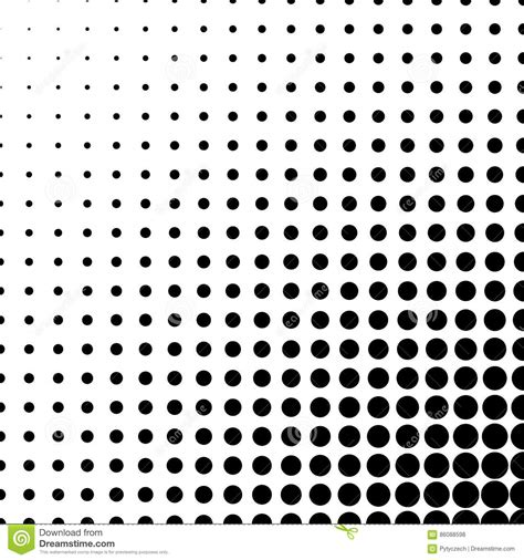 gradient background pattern vector abstract halftone gradient background of circle dots in