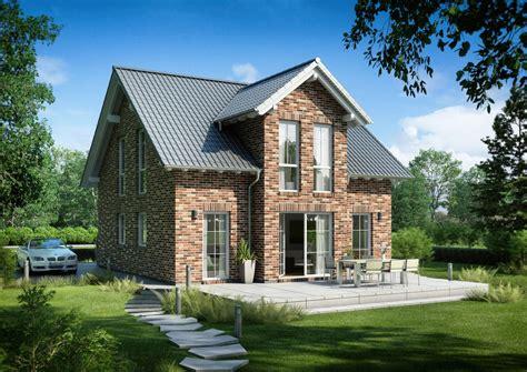 Fertighaus Klinker by Familienhaus Esprit Klinker Kern Haus Klinkerfassade