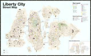 liberty map liberty city map grand theft auto maps