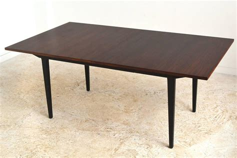 Rosewood Dining Table And Chairs George Nelson Rosewood Dining Table And Chair Set At 1stdibs