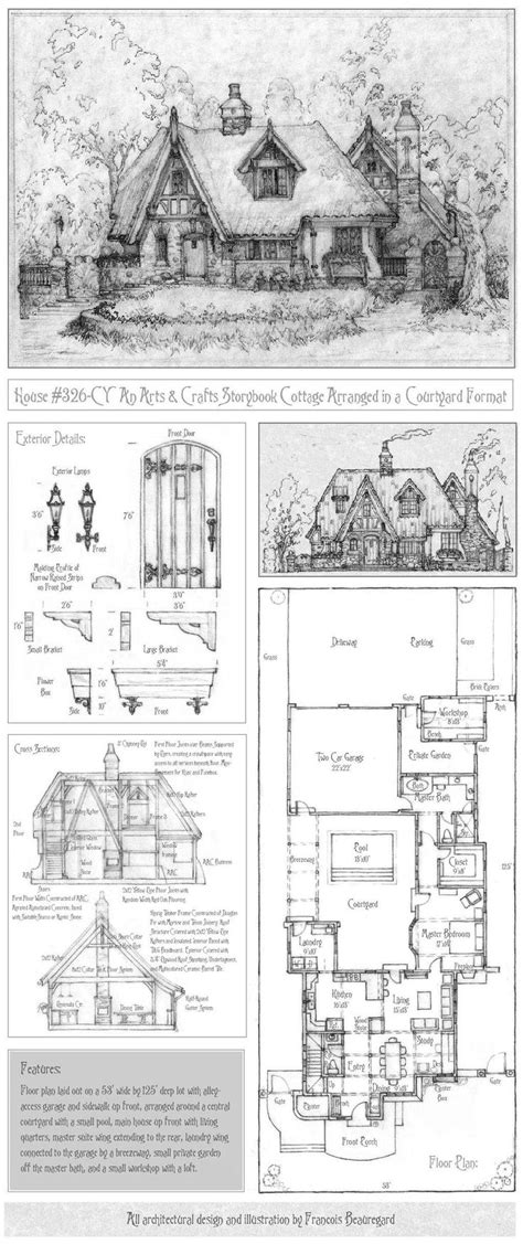 cottage house floor plans best 25 fairytale cottage ideas on cottages