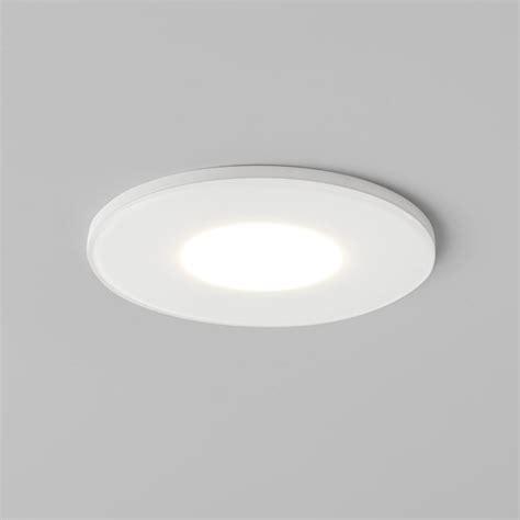 Ip65 Led Bathroom Lighting Astro Lighting 5743 Mayfair Led Fixed Ip65 Bathroom Downlight In White