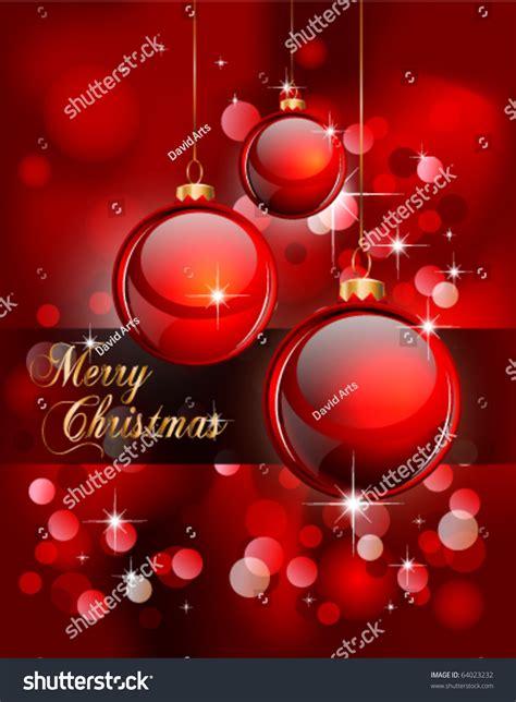 merry christmas elegant suggestive background  stock vector  shutterstock