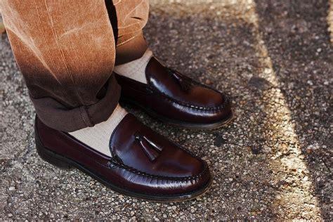 wearing loafers wearing loafers loafers sebago tassel