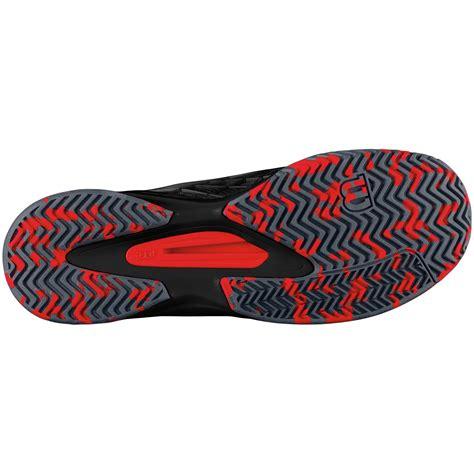 Kaos Azh New Uk M wilson mens kaos tennis shoes black tennisnuts