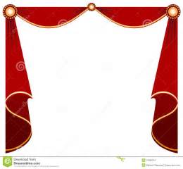 Stage curtain stock images image 24260184