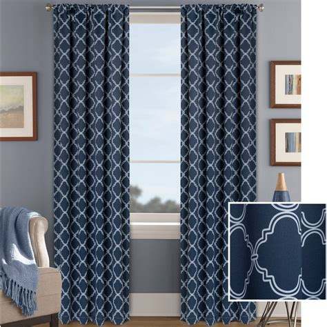 better homes and gardens blackout curtains 100 home classics blackout curtain panel better homes