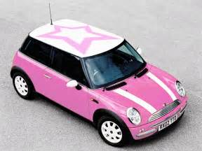 Mini Cooper It Mini Cooper Rosa Fondos De Pantalla De Mini
